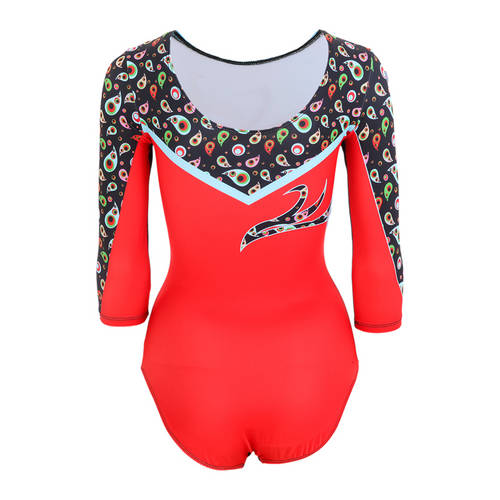 Paisley Leotard : m402