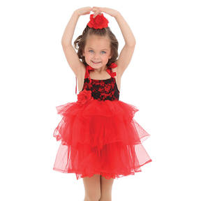 Youth Darling Skirted Leotard