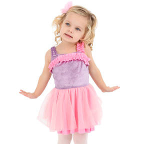 Rumba Youth Skirted Leotard