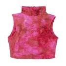 Lace Mock Crop Top : M552
