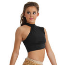One Shoulder Crop Top : M563