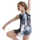 Dance Dresses |  Girls Boxy Ink Dresses - Just For Kix
