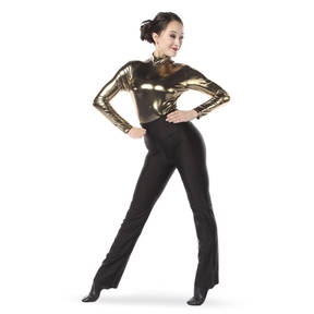 Youth High Waist Jazz Pant