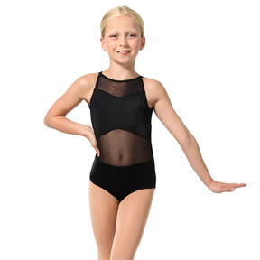Youth Mesh Leotard