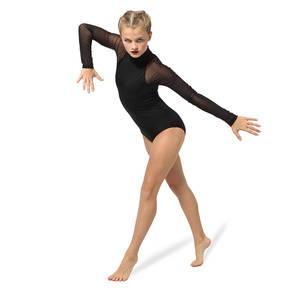 Youth Raglan Mesh Leotard