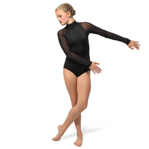 Youth Raglan Mesh Leotard : M734C