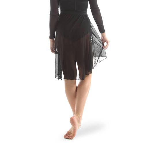Youth Overlap Mesh Skirt : M751C