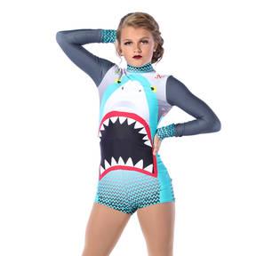 Jaws Biketard