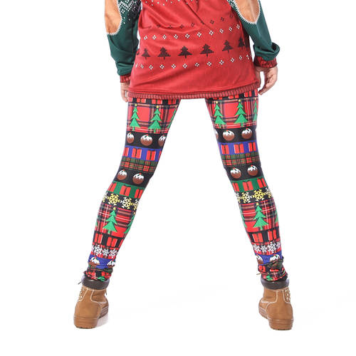 Reindeer Leggings : MD5197