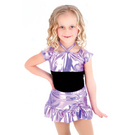 Girls Tulip Leotard : V113C
