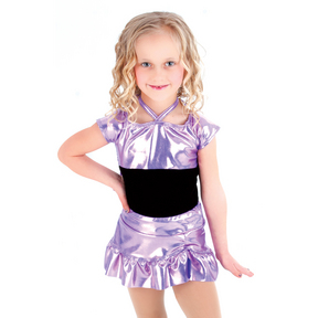 Girls Tulip Leotard