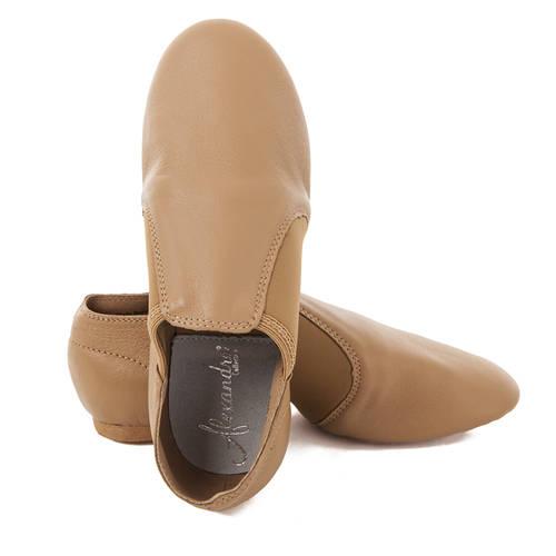 Alexandra Neoprene Slip On Jazz Shoes : AC7