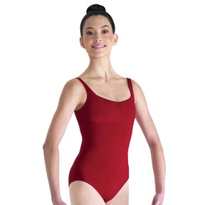 Bloch Plage Seamed Camisole Leotard