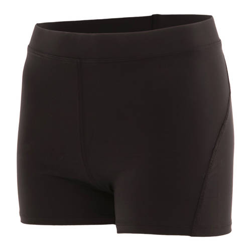 Youth Core Compression Short : 1105BW