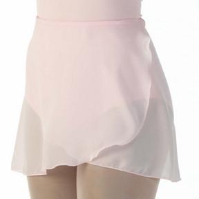 Body Wrappers Chiffon Skirt