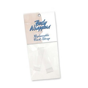 Body Wrappers Detachable Back Strap
