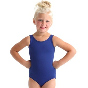 Body Wrappers Youth Tank Leotard