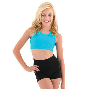 Body Wrappers Youth Racerback Bra