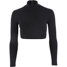 Body Wrappers Long Sleeve Crop : BWP206