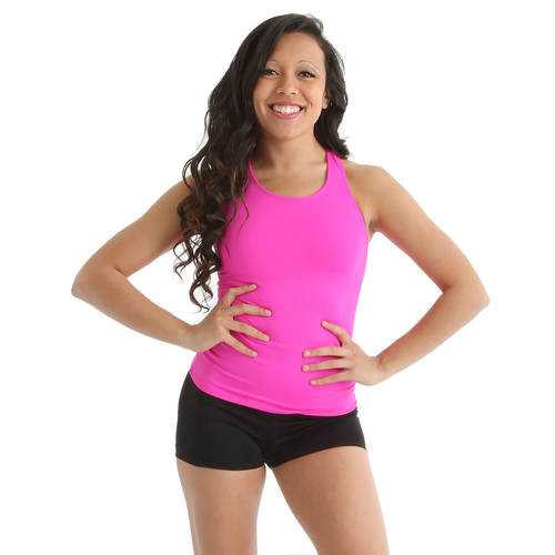 Body Wrappers Racerback Pullover Tank : BWP214