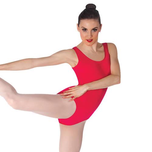 Body Wrappers Tank Ballet Cut Leotard : BWP215