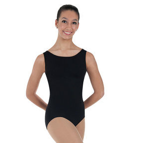 Body Wrappers Adult Boatneck Leotard