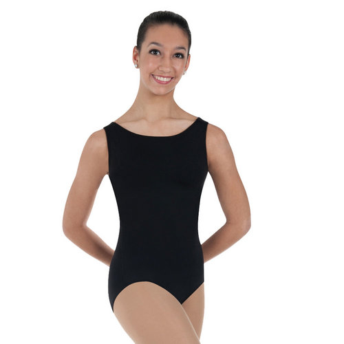 Body Wrappers Adult Boatneck Leotard : BWP251