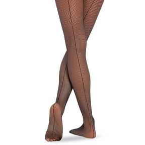 Body Wrappers Youth Fishnet Tight