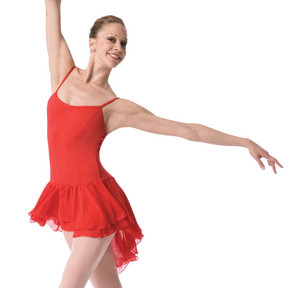 Body Wrappers Dance Dress