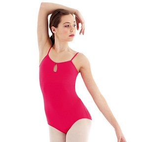 Body Wrappers Low Back Leotard