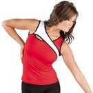 Body Wrappers Tank Pullover : T7212