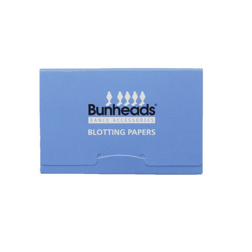 Bunheads Blotting Papers : BH610