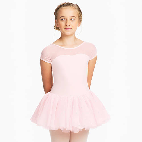 4 Layer Tutu Dress : 11268C