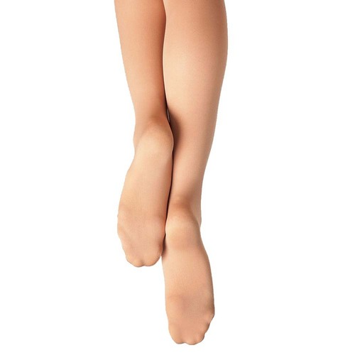 Capezio Youth Ultra Soft Footed Tight : 1815C