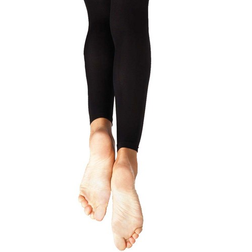 Capezio Ultra Soft Footless Tight : 1817