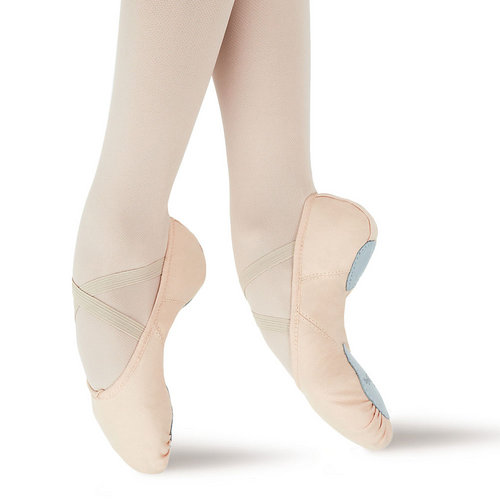 Capezio Adult Juliet Canvas : 2028