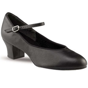 Capezio Suede Jr. Footlight
