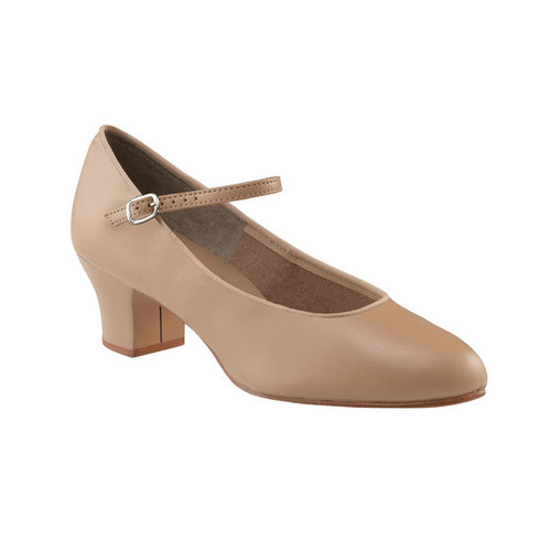 Capezio Suede Jr. Footlight : 459