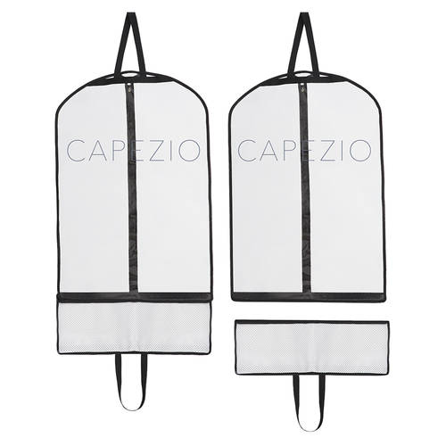Capezio Clear Garment Bag : B138