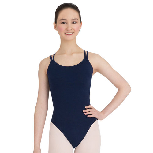 Capezio Adult Double Strap Leotard : CC123