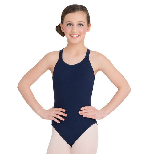 Capezio Youth Double Strap Leotard : CC123C