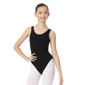 Wide Strap Camisole Leotard