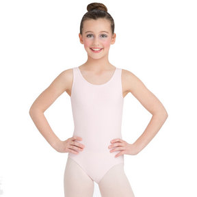 Capezio High Neck Tank Leotard