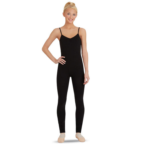 Capezio Adjustable Strap Unitard : CC820