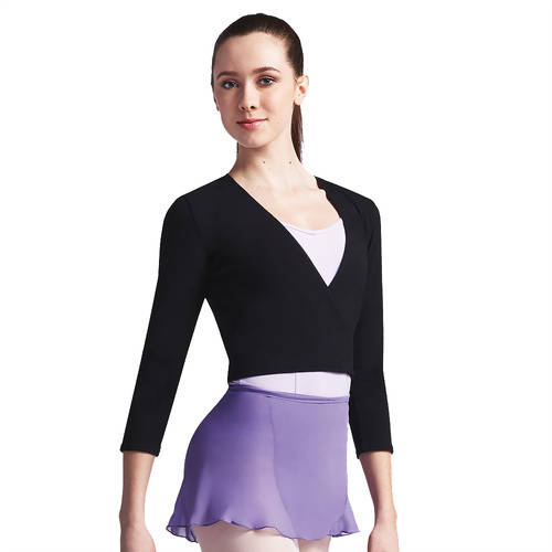 Capezio Adult Wrap Top : CC850