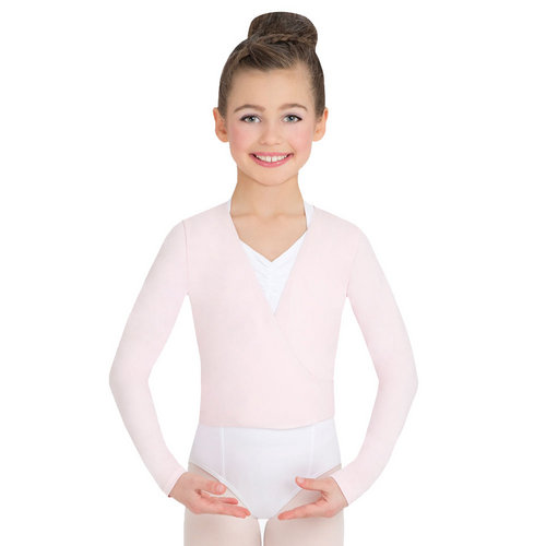CC850C : Capezio Youth Wrap Top