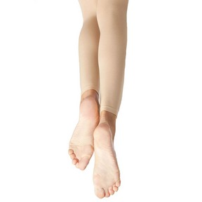Capezio Youth Footless Tight