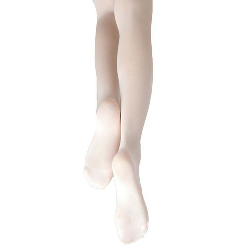 Capezio Plus Size Footed Tight : N1862