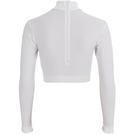 Capezio Turtleneck Crop Top : TB107
