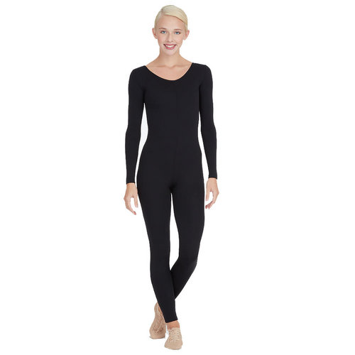 Capezio Long Sleeve Unitard : TB114